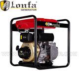 Dieselwasser-Pumpe der beweglichen Bewässerung-3inch mit Cer