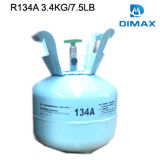 Het Gas van de Freon van de hoge Zuiverheid R134A, het Gas van het Koelmiddel R134A