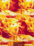 Película K001MD006b de la impresión de la transferencia del agua de la película de China PVA del fuego del cráneo