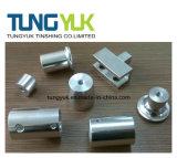 Pezzi meccanici personalizzati di precisione di CNC con acciaio inossidabile
