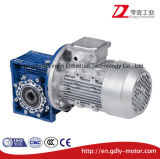 Коробка передач мотора шестерни редуктора скорости шестерни глиста литого алюминия