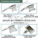 Machine Criolipolisis Cryolipolysis double menton Cryolipolysis de périphérique pour la distribution