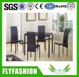 2-местный ресторан мебель обеденный стол и стул (MOD-194)