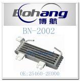 Réfrigérant à huile de pièces de moteur de qualité pour Hyundai Santa Fe 2006-2006 L6 3.5L 3467cc (25460-2E000)