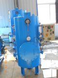 海洋の水処理装置Steam-Electric暖房の熱湯タンク