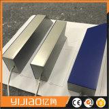 Muestra plástica de acrílico montada en la pared por encargo certificada UL de la fábrica LED del Ce