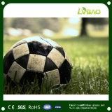 サッカーのフットボールのスポーツの景色の余暇の人工的な泥炭