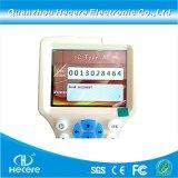 Cheap cifrada de la copiadora de Smart Card Reader/Writer Localizador de llavero RFID