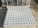 Trottoir aveugles Paving tuile mosaïque tactiles de granite Paving Stone