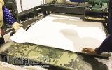 Automatique de la ligne de production de tuiles doux et souple avec l'approbation de SGS