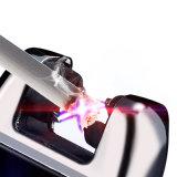 La dernière épreuve du vent Les briquets métal créatrice de recharge USB Briquet électrique à arc électrique double Allume-cigares