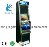 Slot machine di gioco a gettoni del casinò della strumentazione di divertimento della galleria