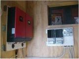 De ZonneOmschakelaar van de hoge Frequentie 3kVA met het ZonneControlemechanisme van de Last PWM