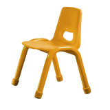 会議室のライティング・テーブルが付いている手書きの椅子の学校の椅子