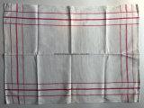 China-Fabrik-Erzeugnis-Zoll überprüftes Jacquardwebstuhl-Baumwolltee-Tuch