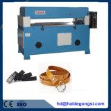 Hydraulische Ausschnitt-Maschine des ledernen Schuh-Xclp3, Schuh, der Maschine herstellt
