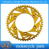 Billette Aluminium 7075 Moto Dirt Bike pignon de chaîne de roue arrière