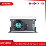 De zonne ZonneOmschakelaar van het Systeem van de Macht 120/230VAC 5kw van Omschakelaar van de Golf van de Sinus van het Net de Zuivere