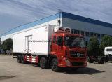 30 van de Op zwaar werk berekende 8X4 Gekoelde ton Vrachtwagen van de Vrachtwagen Dongfeng