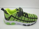 De Tennisschoenen van Flyknit van de Douane van de Kinderen van de Goede Kwaliteit van China