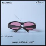 предохранение от Eyewear лазера 755nm & 808nm для лазеров Alexandrite & диодов от Laserpair