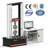 Equipamento de teste universal servo eletrônico 200kn da torsão