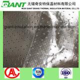 La barriera radiante perforata della stagnola ha rinforzato il prodotto intessuto affrontato isolamento della stagnola di Alu