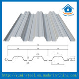 耐火性のコンクリートのためのトラスによって開かれるタイプ床のDeckingシート