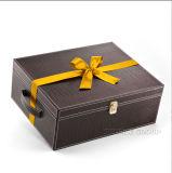 훈장 기술 술병은 승진을%s 포도주 상자를 상자에 넣는다