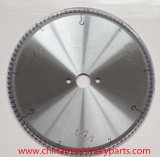A circular do Tct viu a lâmina para a câmara de ar Cutting&Wood de aço Plates&Aluminum de Solids&