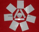 Piastrina di ceramica indurita (ZTA) Zirconia dell'allumina
