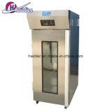 판매를 위한 자동적인 36trays 전력 반죽 Proofer 기계 빵집 억제제 Proofer