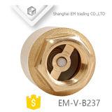 Usinagem de precisão da válvula de retenção vertical de latão (EM-V-B237)
