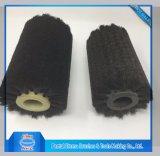 Cepillo industrial modificado para requisitos particulares del cilindro para el polvo de la limpieza