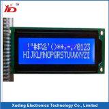 16*2 LCD 파란 배경을%s 가진 도표 옥수수 속 전시