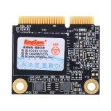 Kingspec Msata de 128 GB com metade do tamanho/Metade Slim MLC 3D de Disco Rígido SSD interno