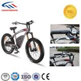 Bicicleta elétrica com pedal do interruptor inversor