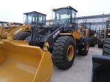 XCMG 5 tonnellate di caricatore Zl50gn della rotella con il filtro del Sudan