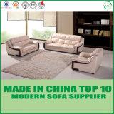 Sofá moderno de madera de Loveseat de los muebles de la sala de estar