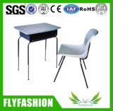 椅子(SF-67S)が付いている高品質の学校の教室の調査の木の机