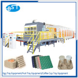 Bandeja del huevo del papel de alta capacidad que hace la máquina (ET6000)