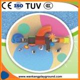 Оборудование спортивной площадки парка атракционов высокого качества напольное для детей (WK-A1112)
