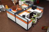 Stazione di lavoro del divisorio dell'ufficio progetti della Tabella dell'ufficio di marca di Jialimei ultima