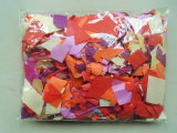 Manía del arte del confeti del papel de desecho