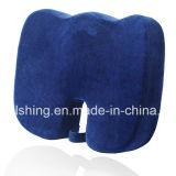 Amortiguador ortopédico vendedor caliente del masaje de la comodidad del coxis, amortiguador de asiento de la espuma de la memoria