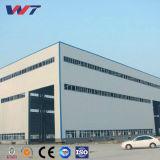 Pré-Industrial/Metal Modular Prefab Fábrica/Oficina/Wareshop/Prédio de Aço