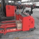Neues Art-Sicherheits-Feld Walkie 2.5 Tonnen-mini elektrischer Gabelstapler-Ladeplatten-LKW