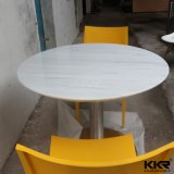 Blanco cuadrado de superficie sólida Restaurante tablas (180201)