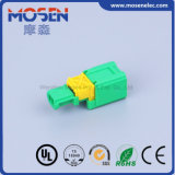 98822-1025 Molex 2 Positions-grüner Verbinder-weibliches Gehäuse