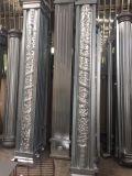 Металлические двери безопасности производственной линии машины